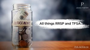 tfsa and RRSP