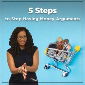 money arguments