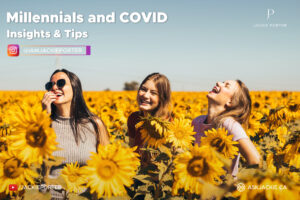 millennials and covid header
