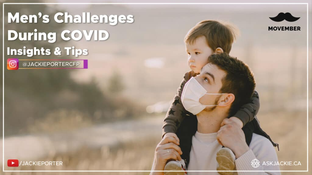 movember mens challenges during COVID