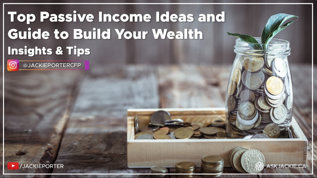 passive income build wealth