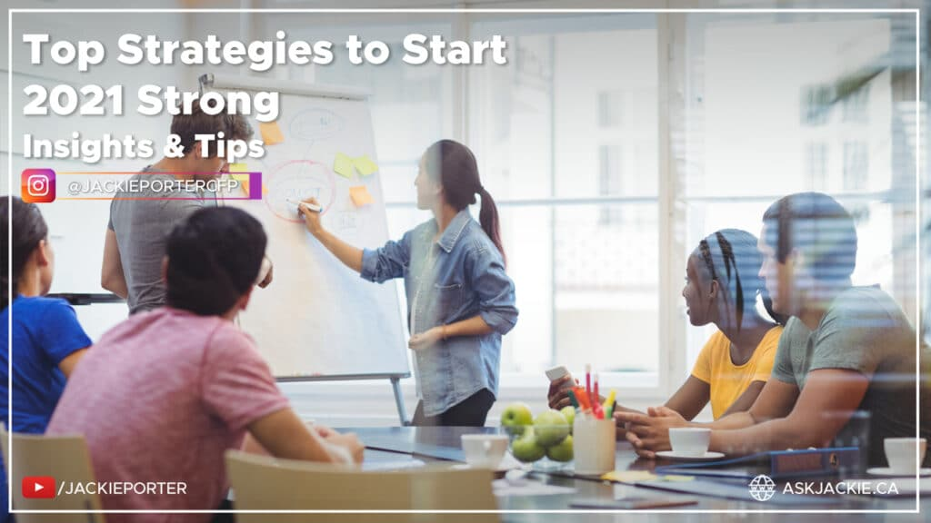 Top Strategies to Start 2021 Strong