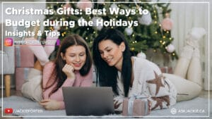 christmas gifts shopping budget