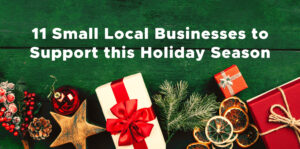 small businesses to support