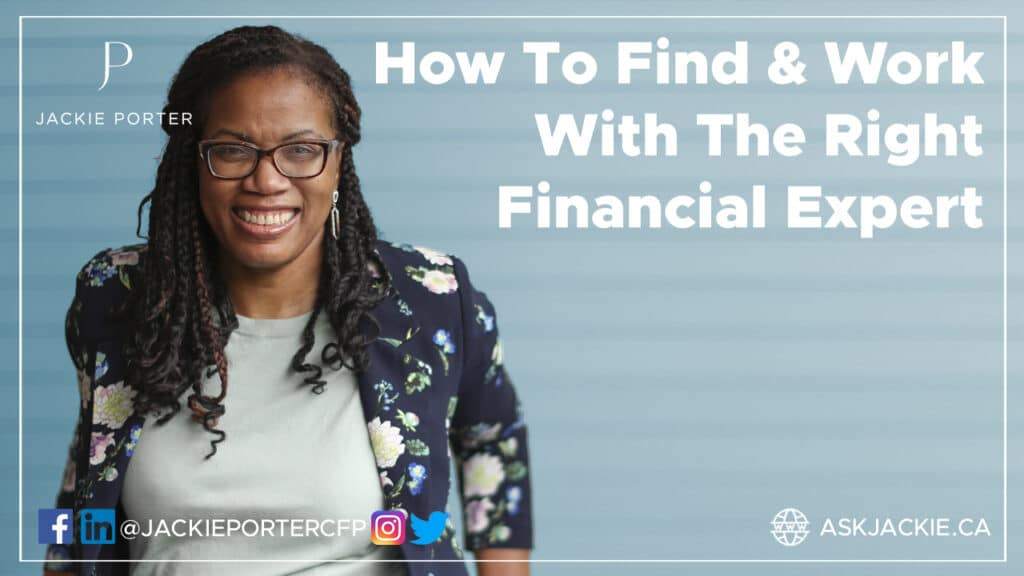 financial advisor financial expert certified financial planner jackie porter certified financial planner and financial advisor in toronto meet jackie