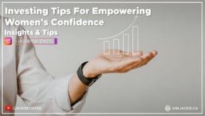 investing tips for women