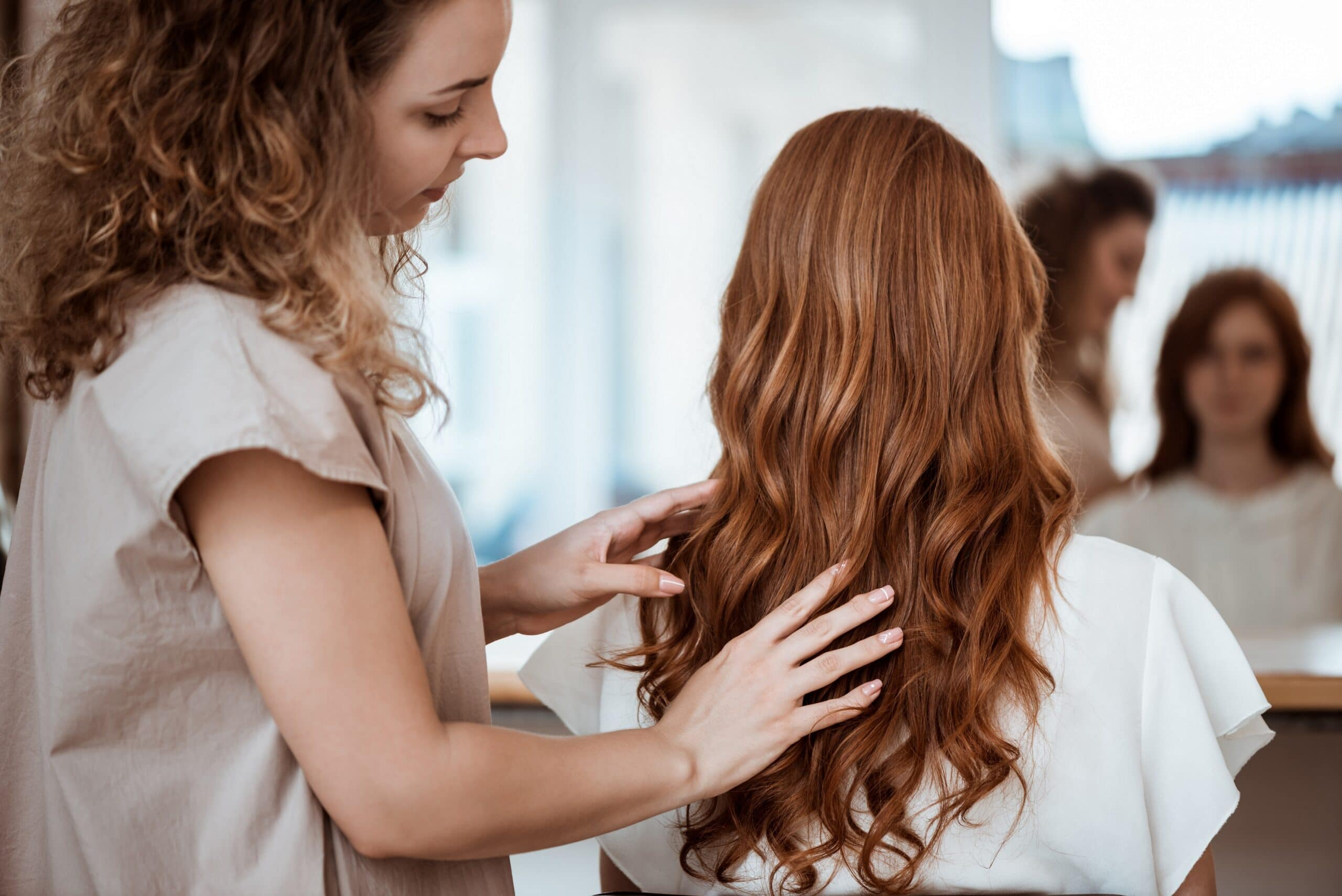 service based businesses hairdresser hairsalon haircut stage 3
